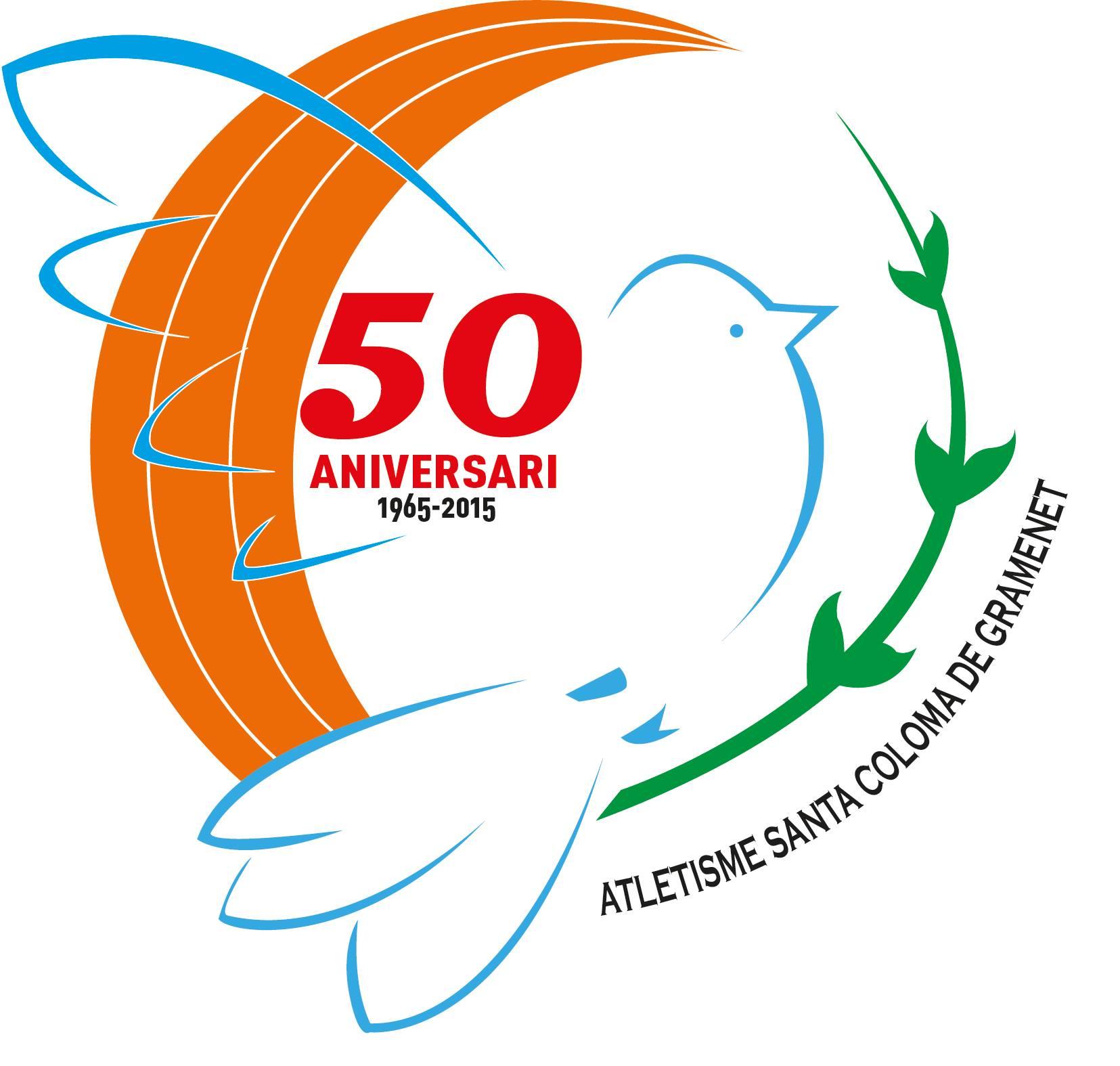 50 Aniversari Atletisme a Santa Coloma