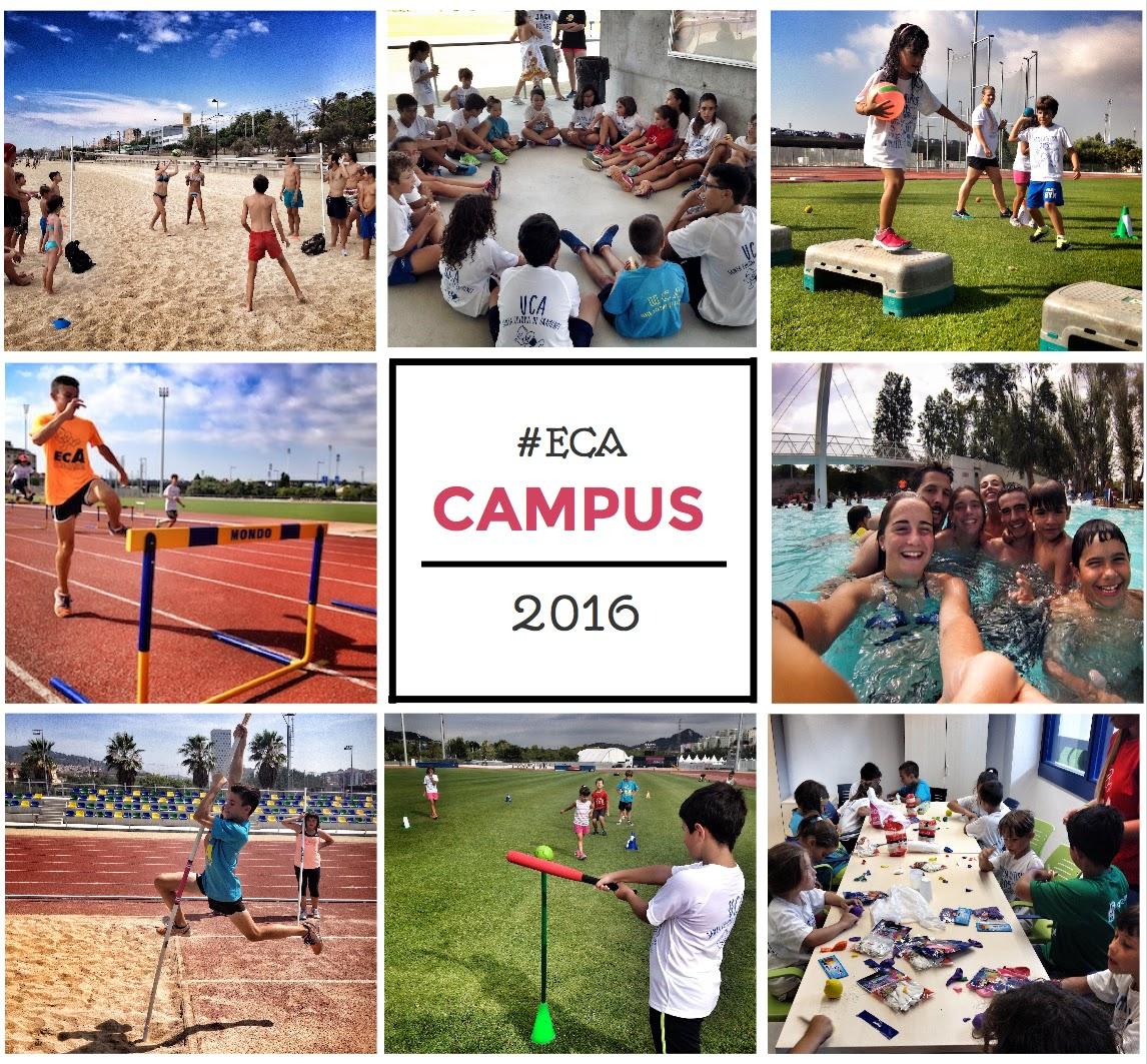 Campus Multiesportiu 2016 (informació, inscripcions…)