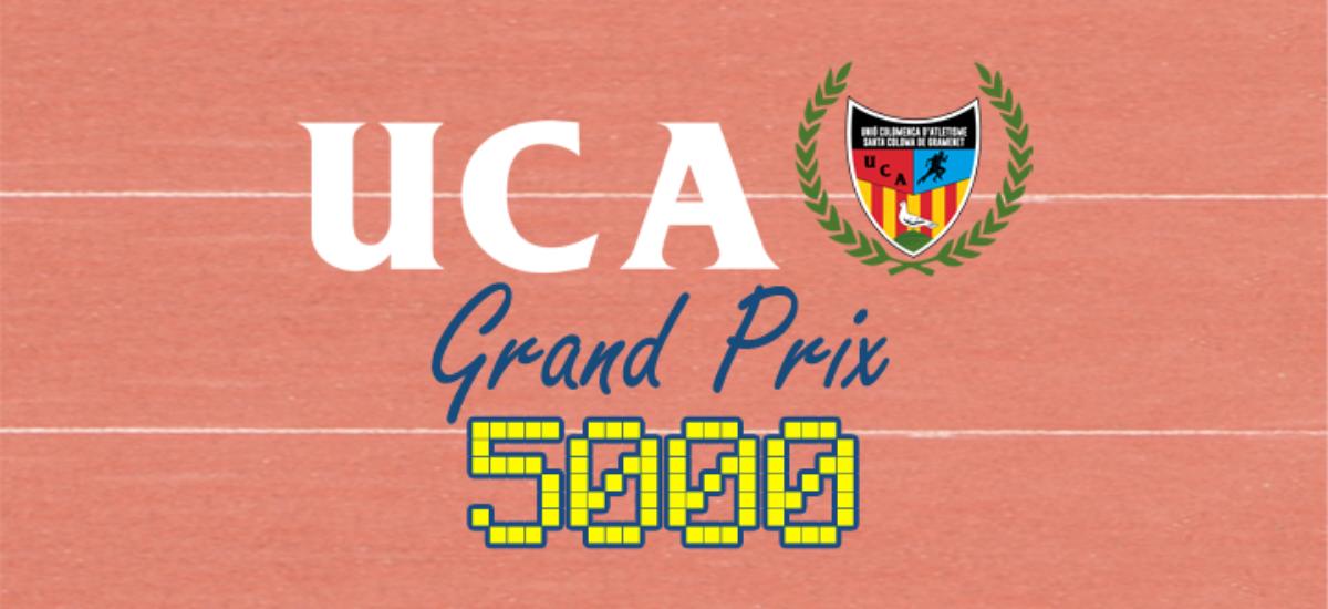 Resultats Grand Prix 5000 – Juny 2019