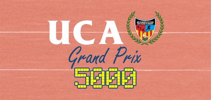 Classificació General Grand Prix 5000 Temporada 2016-17