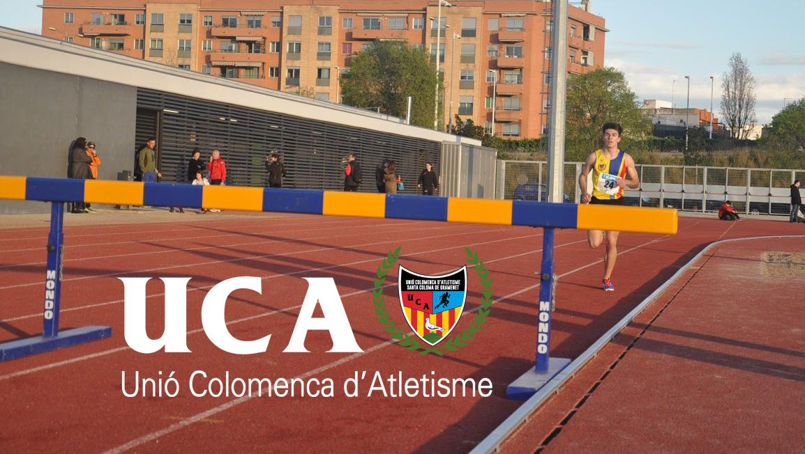 Balanç de la UCA als Campionats de Catalunya 2015-2016