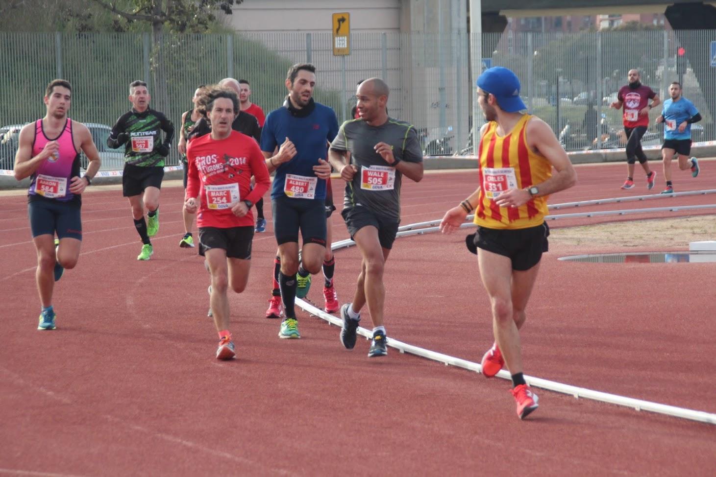 Resultats V Mitja Marató Colomenca