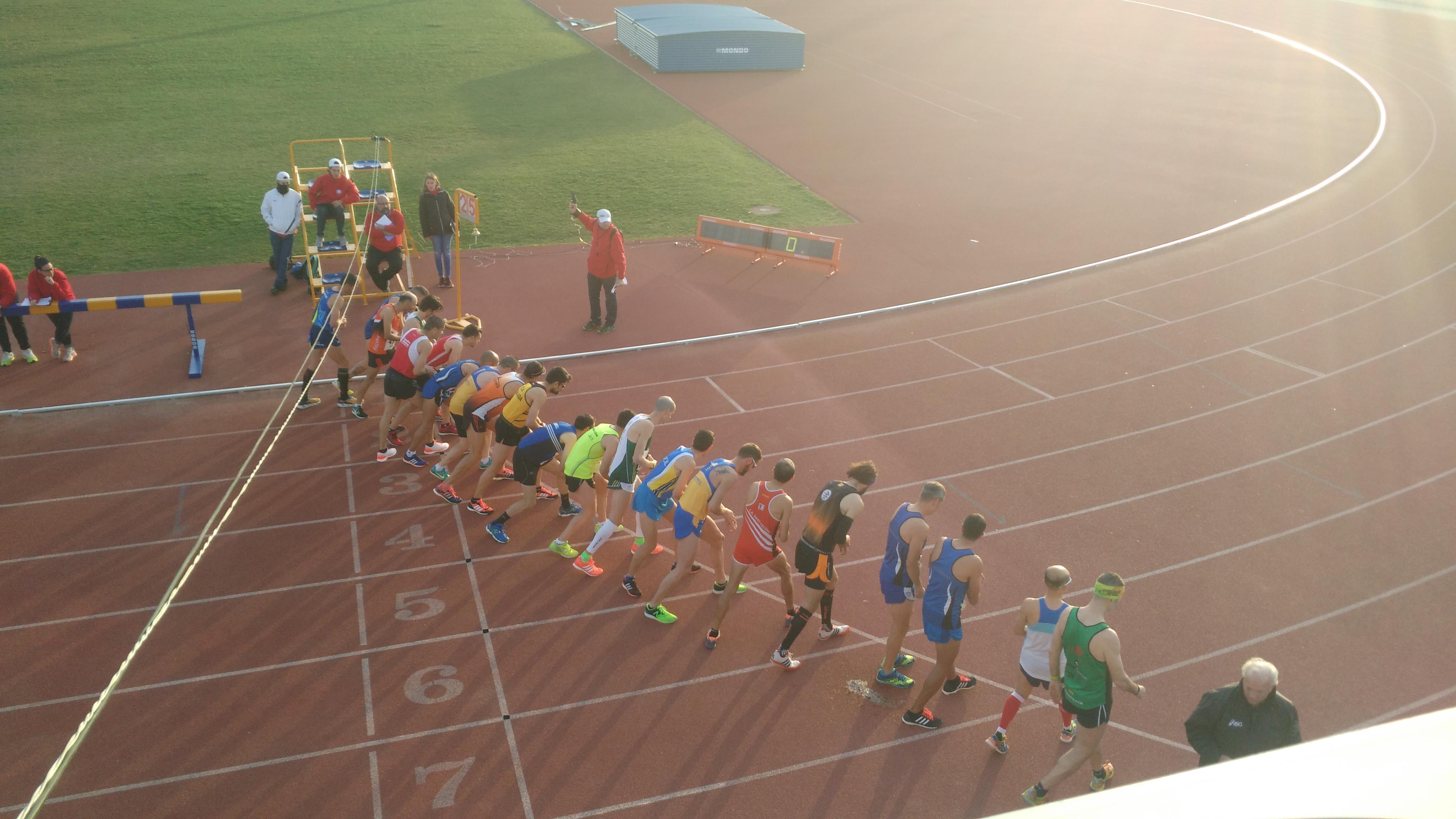 Torna la competició a l'Antonio Amorós amb el Campionat de Catalunya de 10.000m