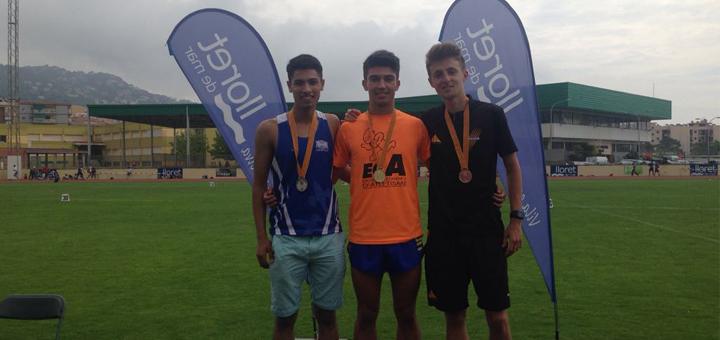 Resultats de la UCA al Campionat de Catalunya Juvenil-Júnior-Promesa