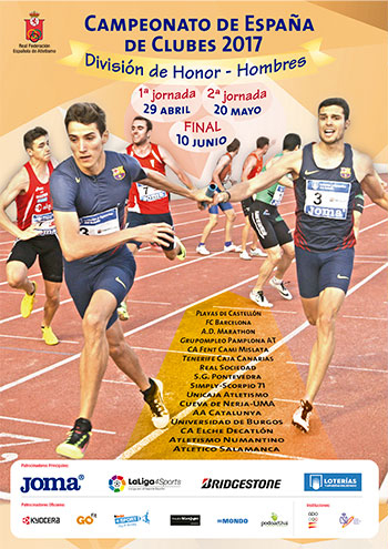 La UCA, classificada per al Campionat d'Espanya de Clubs (2a Divisió)