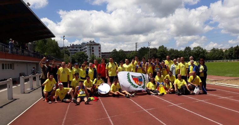 Histórica actuación de la UCA en el Campeonato de España de Clubs 2018