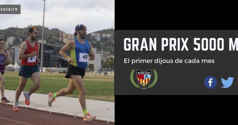 Torna el GP 5000 m.!