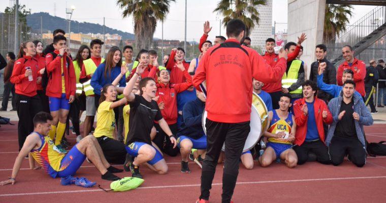 Extraordinària UCA a la Final B del Campionat de Catalunya de Clubs 2019