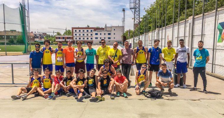 La UCA, al Campionat d'Espanya de Clubs 2019 – Final A (2a Divisió)