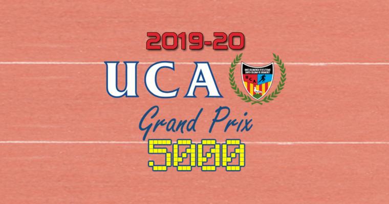 Resultats Grand Prix 5000 – Desembre 2019
