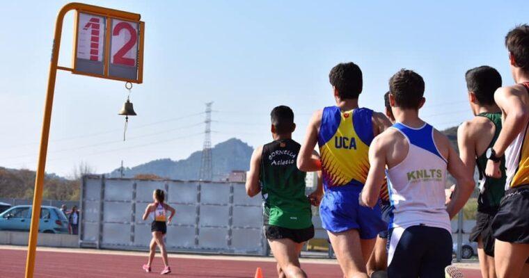 Comunicat reobertura Camp d'Atletisme Antonio Amorós