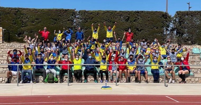 La UCA, campiona del Campionat de Catalunya de Clubs Grup B, ascendeix al Grup A