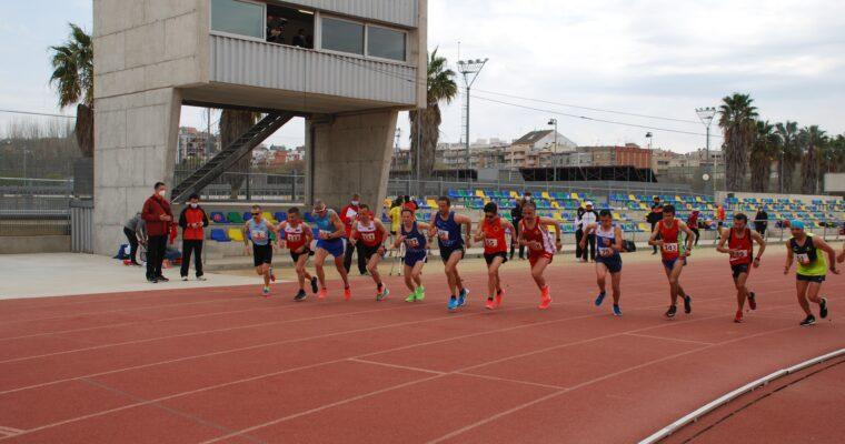 Rècords al Campionat de Catalunya de 10.000m