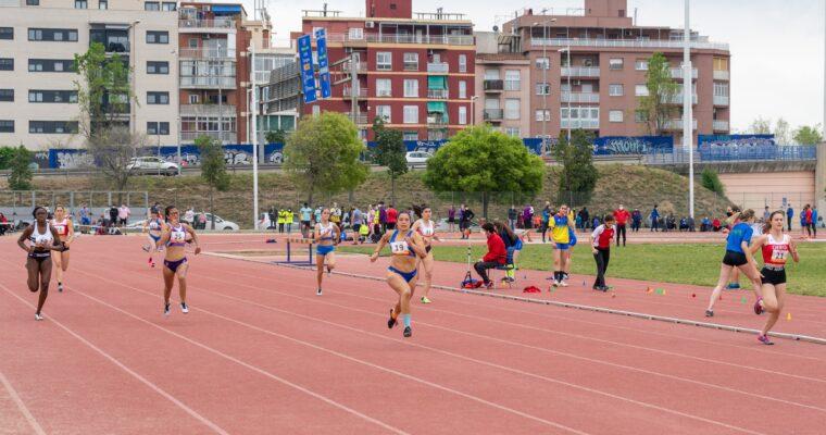 Jornada completa d'atletisme el dissabte 29 de maig a l'Antonio Amorós