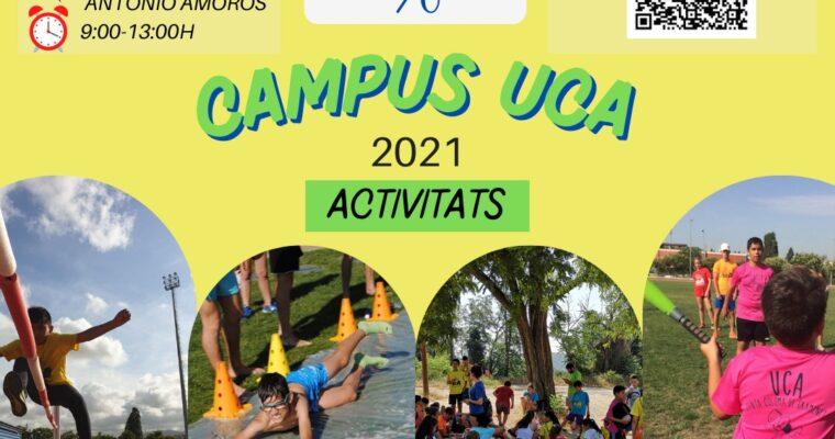 Campus Multiesportiu UCA 2021